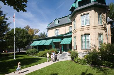 Lieu historique du Canada de la Maison Laurier