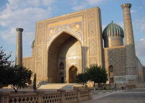Ouzbékistan - © samsara-voyages.com