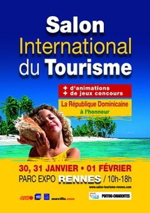 Salon international du tourisme de rennes du 30 janvier - Salon international du tourisme rennes ...