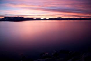Lac Tahoe © © VisitRenoTahoe.com