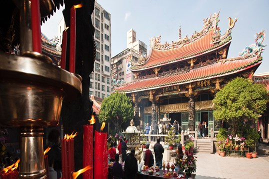© Office de Tourisme de Taiwan