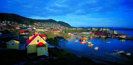 Crédit : Office de Tourisme du Groenland
