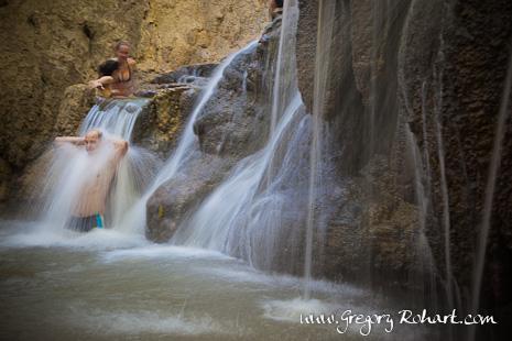 Cascade de Moyo