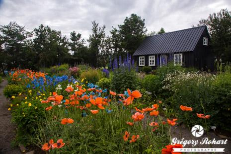 Jardin botanique d'Akyreyri
