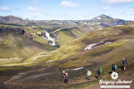 fissure volcanique d'Eldgjá