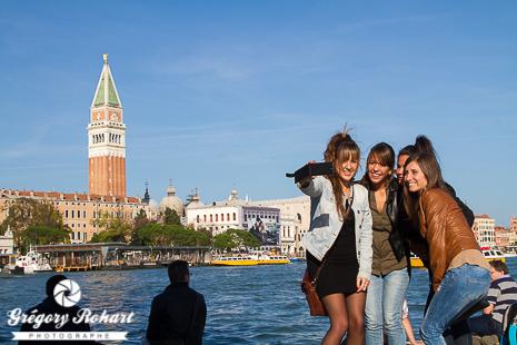 La pointe de la Douane - Venise