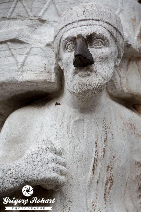Statut du Campo dei Mori