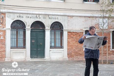 Ghetto nuevo de Venise