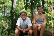 Adrien et victoria : les elfes de la jungle thaïlandaises