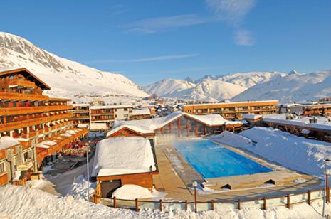 Vtf alpe d huez les sports d hiver pour toutes les familles for Piscine 2 alpes