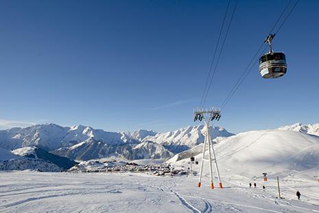© Laurent Salino/OT Alpe d'Huez