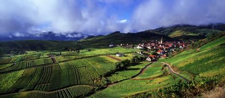 Village de Niedermorschwihr © CRTA / Zvardon