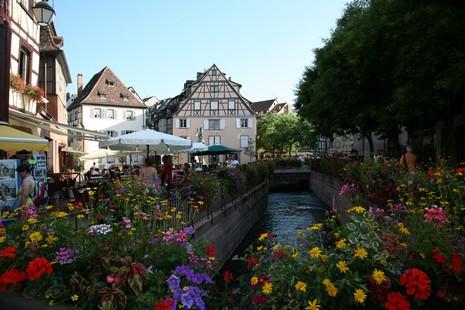 Colmar - Place de l'Ancienne Douane © Estelle Tschan