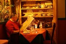 Restaurant irlandais