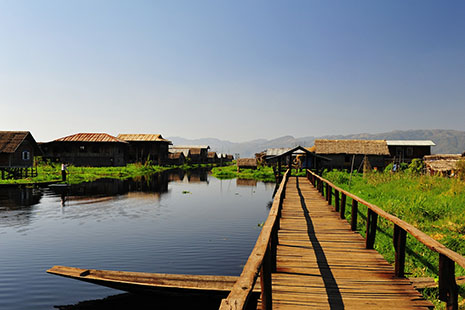 Birmanie Lac Inle © Thinkstock