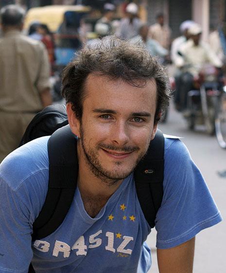 Eric la Bonnardière, fondateur d'Evaneos
