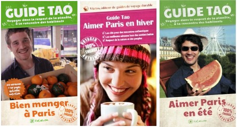 Guides Viatao sur Paris