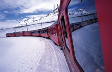Copyright by Rhaetische Bahn By-line: swiss-image.ch