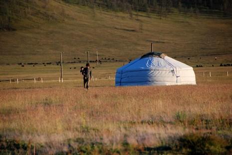 L 39 habitat mongole for Les habitations dans le monde