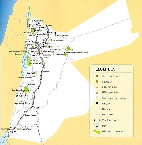 Crédit : Office de Tourisme de Jordanie