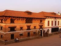 Bhaktapur - Palais royal
