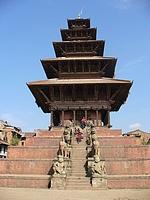 Bhaktapur - Temple de Nyatapola