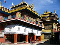 Bodhnath - sakyapa gompa