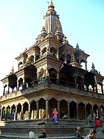 Patan - Temple de Krishna Mandir