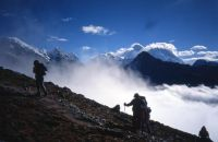 Ascension du Gokyo Peak