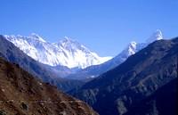 Everest, Lhotse et Ama Dablam