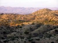 Vue sur Windhoek