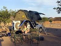Aba Huab Camp