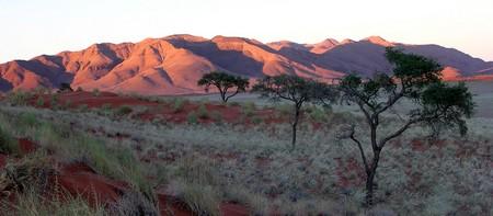Lever de soleil - Namid Rand Nature Reserve