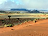 Paysage du Namid Rand Nature Reserve
